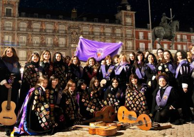 Tuna Complutense Madrid Plaza Mayor